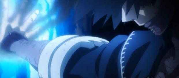 My Hero Academia season 3 episode 3. [image source: Hammer Kick/ YouTube screenshot]