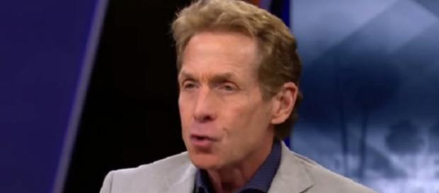 Skip Bayless said Belichick sabotaged the Patriots (Image Credit: Skip and Shannon: UNDISPUTED/YouTube)