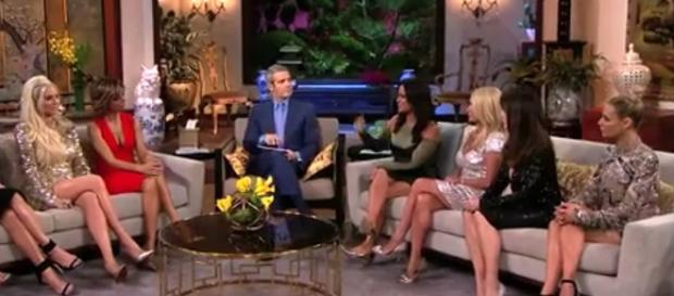'The Real Housewives of Beverly Hills' reunion Season 7. - [Photo credit: Bravo / YouTube screenshot]