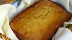 Moist Lemon Pound Cake with syrup recipe