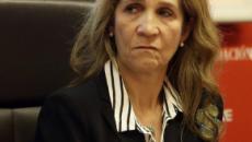 Indignación en redes tras filtrarse un escandaloso dato sobre la infanta Elena
