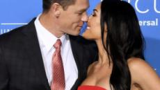 Nikki Bella ditches engagement ring at first public event after John Cena split