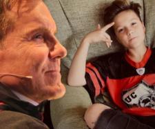 DSDS-Juror Dieter Bohlen und Sohn Maurice Cassian