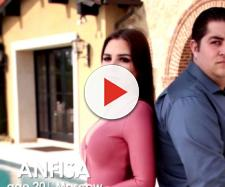 '90 Day Fiance' stars Jorge and Anfisa return for a new season / Photo via TLC, YouTube