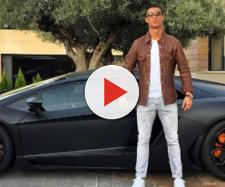 Cristiano Ronaldo presume su Lamborghini y los memes no lo ... - laprensa.hn