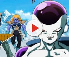 Dragon BallS uper Nueva película Freezer ayuda a Son Goku