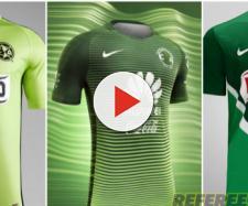El conjunto americanista tendrá un nuevo uniforme verde.
