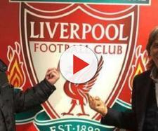 Pruzzo, Conti e il gestaccio allo stemma del Liverpool