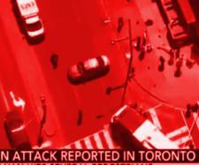 W wyniku ataku śmierć poniosły dwie osoby.