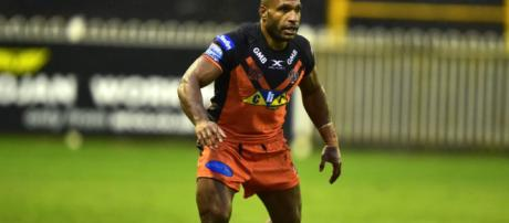 Garry Lo gave an accomplished performance against Wigan. Image Source - twitter.com