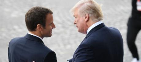 Macron et Trump: deux personnalités opposées et complémentaires