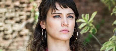 Personagem Clara (Foto/Rede Globo)