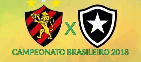 Sport x Botafogo ao vivo nesta segunda