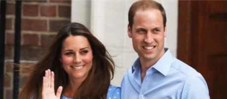The royal welcomed a bouncing baby boy earlier today. [Image via YouTube Screen shot/Breaking News]