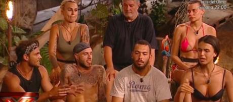 Una nueva infidelidad planea sobre los concursantes de Supervivientes