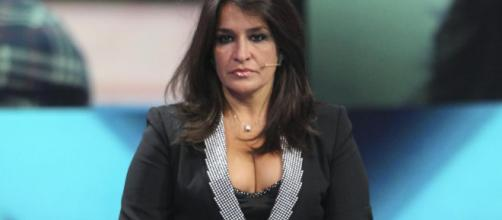 Aida Nizar a Pomeriggio 5 - gogomagazine.it