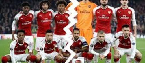 El Arsenal pudiera ser desmantelado este verano