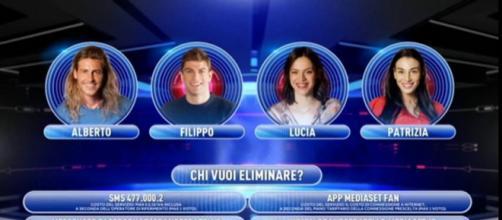 #Filippo Contri bestemmia in diretta. #BlastingNews