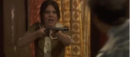Il Segreto: Marcela uccide Aquilino?