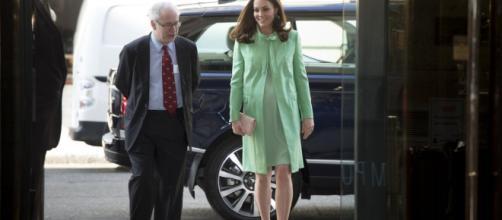 Kate Middleton: è nato il terzo figlio.