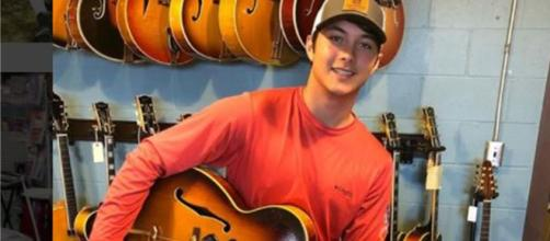 Laine Hardy will perform live at Rock'n the Bayou - Image credit - Laine Hardy | Instagram
