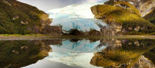 Les paysages de feu de la Patagonie - parismatch.com