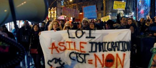 Loi asile-immigration: rassemblements en France, les ... - rfi.fr