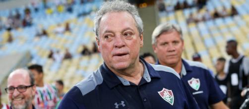 Mesmo feliz com vitória sobre o Cruzeiro, Abel quer mais reforços no Fluminense (Foto: Lancepress)