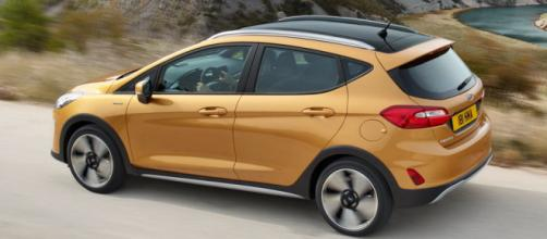 Nuova Ford Fiesta Active, ultime notizie