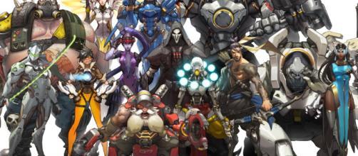 'Overwatch': Los cambios para Hanzo y Symmetra revelaron