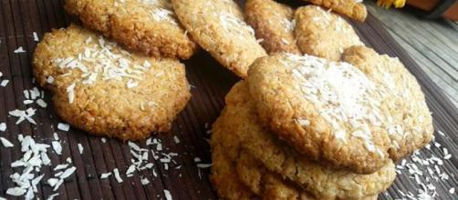 Ricetta biscotti al cocco e limone: semplici e molto profumati