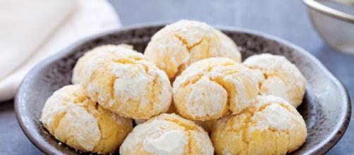 Ricetta Biscotti morbidi al limone - Cucchiaio d'Argento - cucchiaio.it
