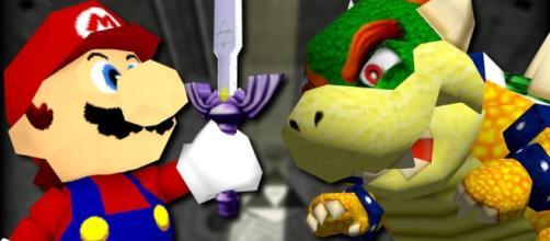 'Super Mario 64: Ocarina of Time´ el mashup más esperado