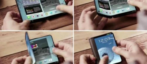 El teléfono plegable: la próxima meta de Huawei