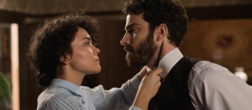 Una Vita: Blanca lascia Diego per trovare il figlio