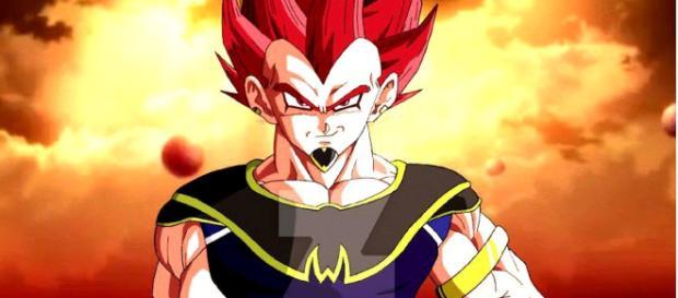 "Der neueste Super Saiyajin - ""Dragon Ball Super"""