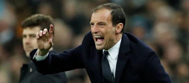El entrenador de la Juventus dice unas palabreas fuertes en conferencia de prensa.