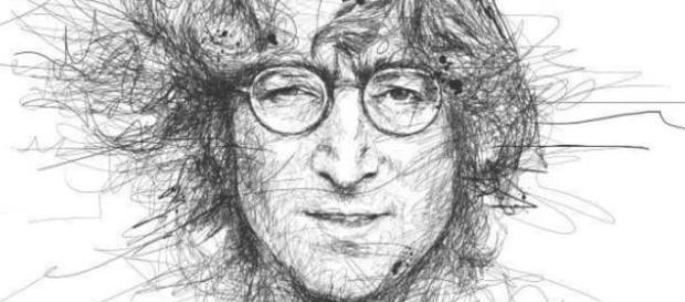 John Lennon: un suo disegno all'asta per 54,000 dollari