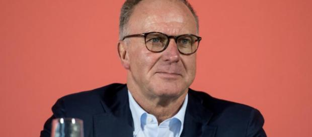 Karl-Heinz Rummenigge musste einen herben Rückschlag hinnehmen