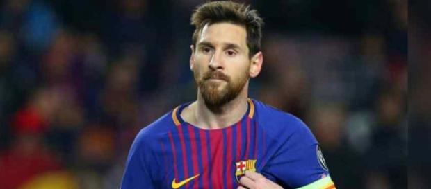 Leo Messi muito seguro de suas decisões
