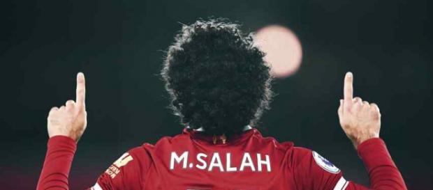 Mohamed Salah é um dos melhores do ano