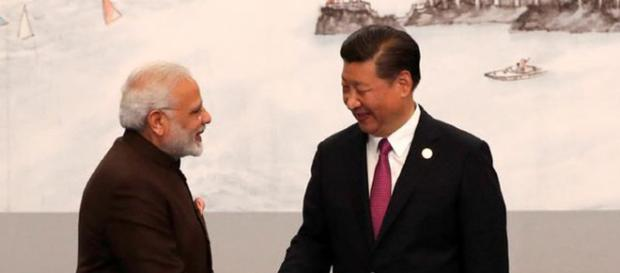 PM Modi, Xi Jinping meet on April 27-28 to 'reset' ties. -(Image via India tv)