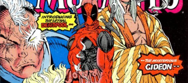 Portada del comic New Mutants número 38