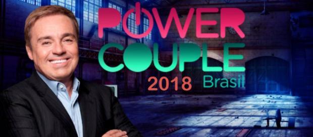 Power Couple Brasil 2018 será apresentado por Gugu Liberato. (foto reprodução).