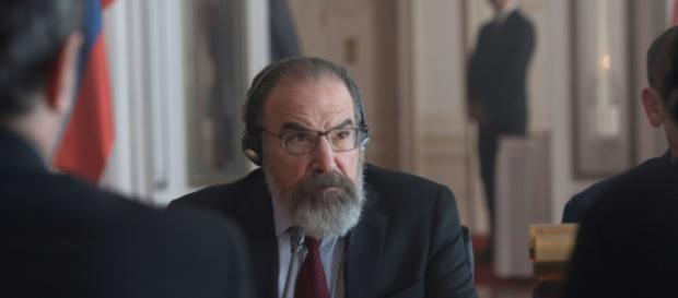 Saul faces the Russians photo: Kata Vermes/Kata Vermes/SHOWTIME