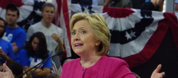 The DNC alleges that Russia stole the election from Hillary Clinton. Photo Credit: Flickr/Neverbutterfly