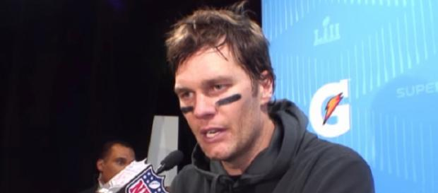 The issue of Butler's benching still hounds Tom Brady [Image source: NFL - YouTube]