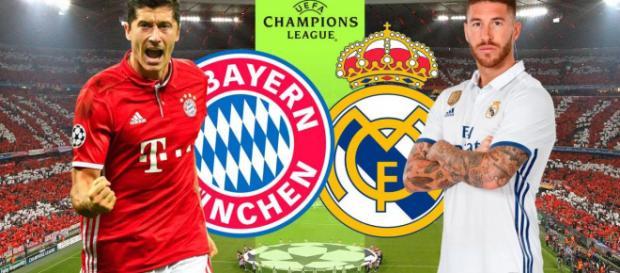 Toda la información que necesitas sobre dónde y cuándo ver el partido de ida de la semifinal entre el Bayern de Múnich y el Real Madrid