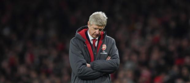 wenger se despidió de su club el Arsenal.