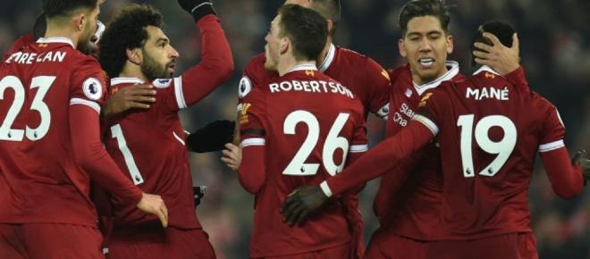 Ligue des Champions : Liverpool surclasse la Roma